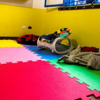 Sala de Aula Maternal Escola de Educação Infantil